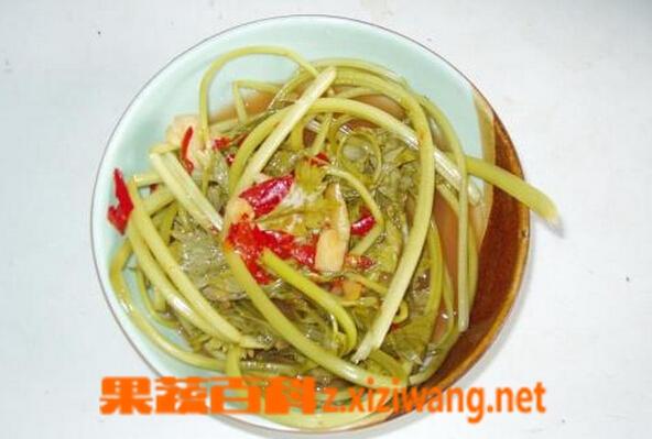 果蔬百科腌芹菜
